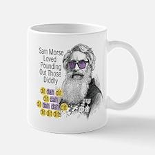 Diddly Rapper Sam Morse Mugs