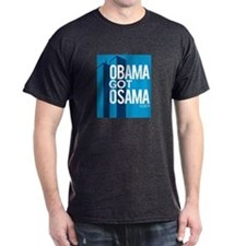 Obama got Osama T-Shirt