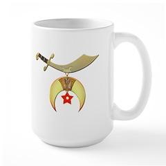 Shriners plain Mug