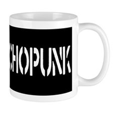 I Love Anarchopunk Mug