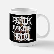 Death Fucking Metal Mug