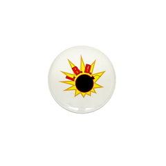 I. B. D. Bomb Mini Button (100 pack)