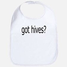 Got Hives? Bib