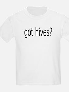 Got Hives? Kids T-Shirt