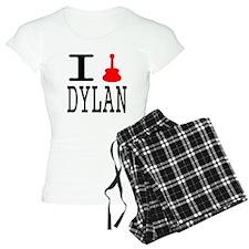 Listen To Dylan Pajamas