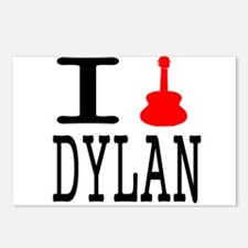 Listen To Dylan Postcards (Package of 8)