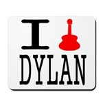 Listen To Dylan Mousepad