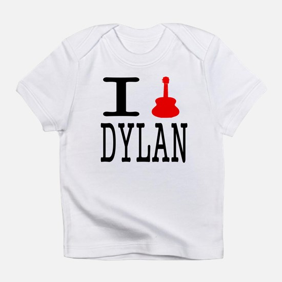 Listen To Dylan Infant T-Shirt