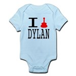 Listen To Dylan Infant Bodysuit