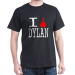 Listen To Dylan Dark T-Shirt
