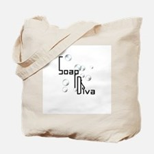 Soap Diva Tote Bag