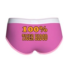 Tiger Blood Women's Boy Brief