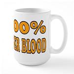 Tiger Blood Large Mug