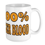 Tiger Blood Large Mug