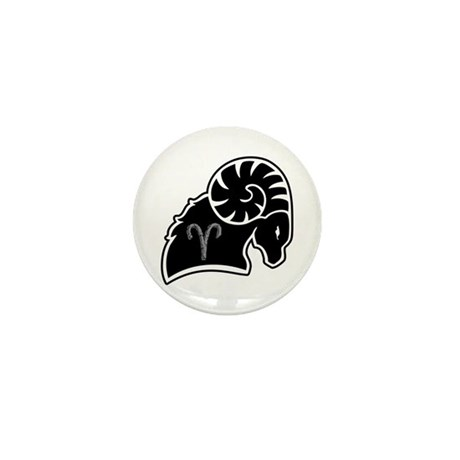 Aries Mini Button (10 pack)