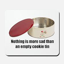 No Cookies -  Mousepad