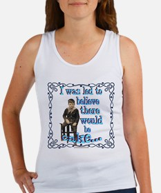 I was led to believe there wo Women's Tank Top