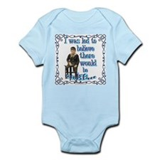 I was led to believe there wo Infant Bodysuit