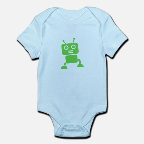 Baby Robot Infant Bodysuit