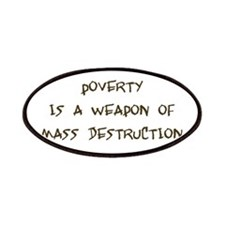 Poverty is a Weapon Patches