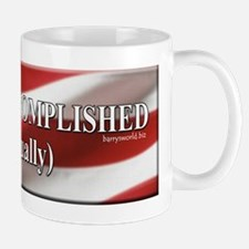 Accomplished Mug