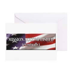 Accomplished Greeting Cards (Pk of 20)