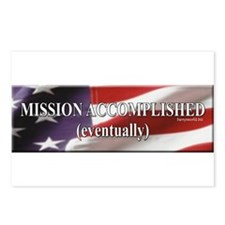 Accomplished Postcards (Package of 8)
