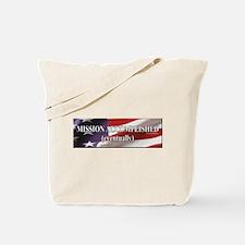 Accomplished Tote Bag