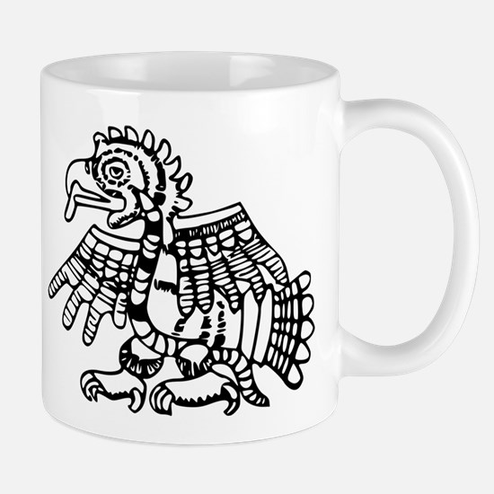 Maya Harpy Eagle Mug