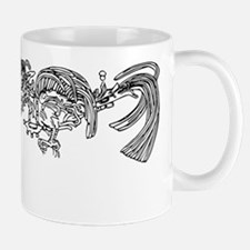 Maya Quetzal - Temple of the Mug