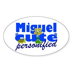 Cute Miguel Decal