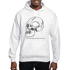 Stone Age Skull Hoodie