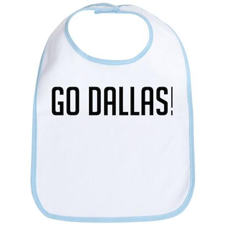 Go Dallas! Bib