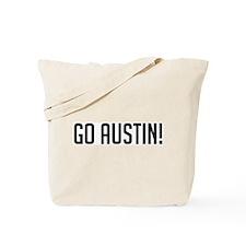 Go Austin! Tote Bag
