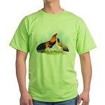 Cubalaya Games Green T-Shirt