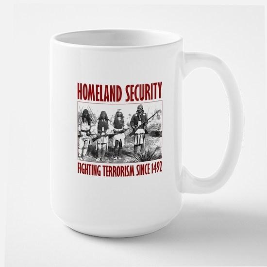 Homeland Large Mug