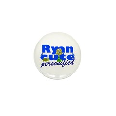 Cute Ryan Mini Button (100 pack)