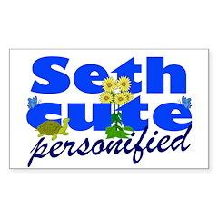Cute Seth Decal
