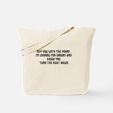 Funny Osama dead Tote Bag