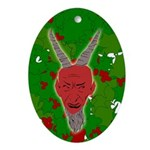 Krampus Xmas Tree Ornament