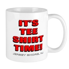 Jersey Shore TST red Mug