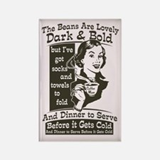 Coffee Mommy Rectangle Magnet