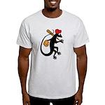 Baseball Gecko Light T-Shirt