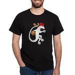 Baseball Gecko Dark T-Shirt