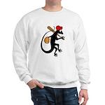 Baseball Gecko Sweatshirt