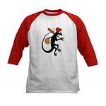 Baseball Gecko Kids Baseball Jersey