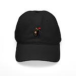 Baseball Gecko Black Cap