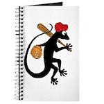 Baseball Gecko Journal