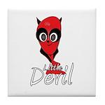 Little Devil Tile Coaster