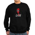 Little Devil Sweatshirt (dark)